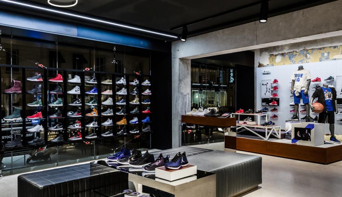 Jordan ferme son magasin parisien