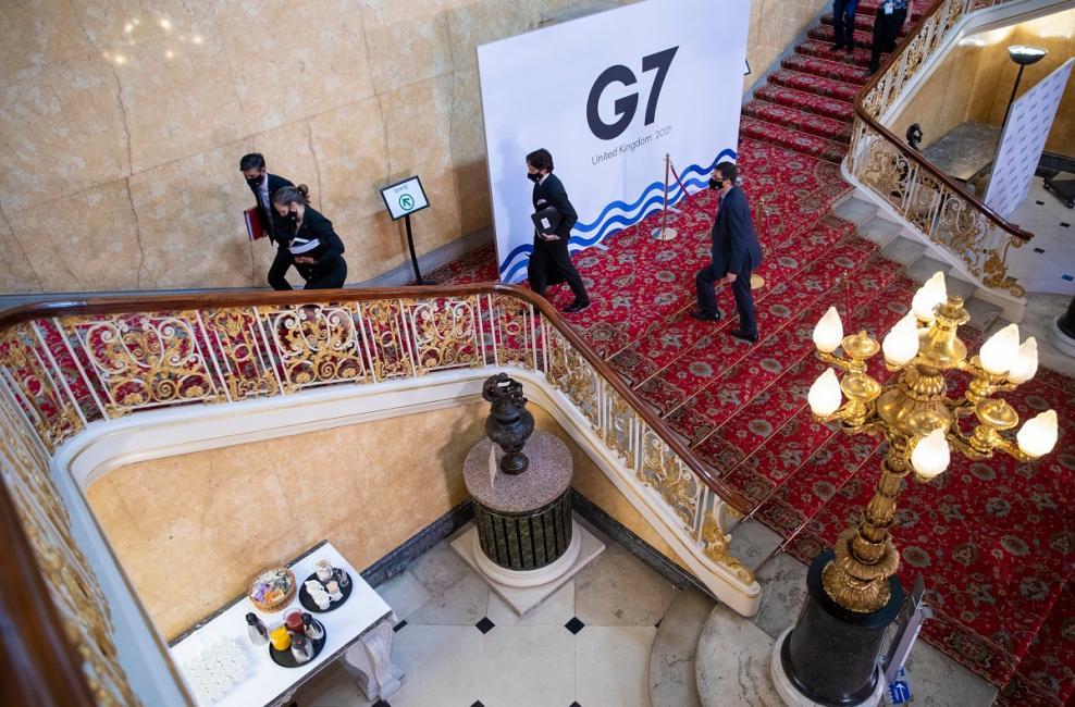 L'équité fiscale mondiale relancée par le G7
