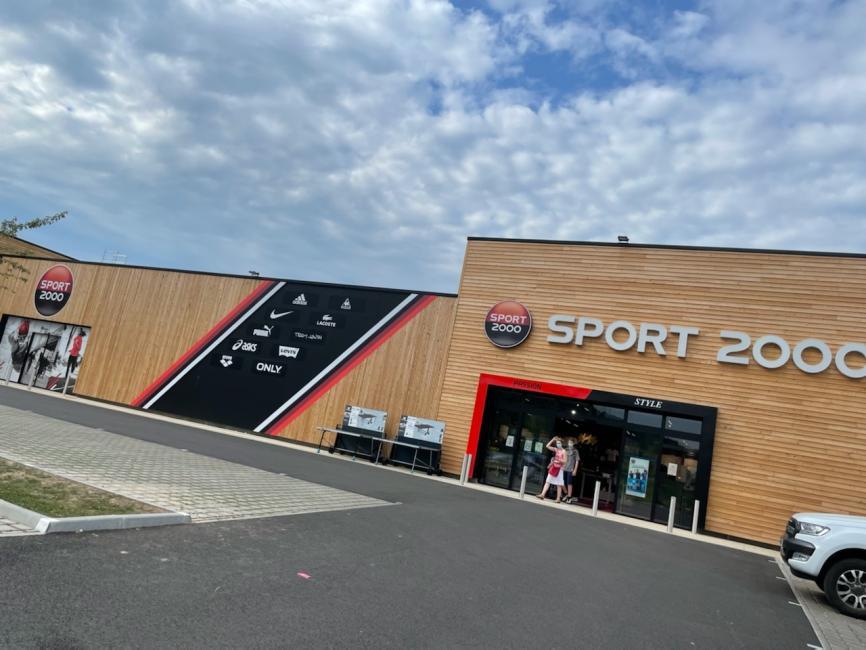 Sport 2000 s'appuie sur un programme de développement conséquent