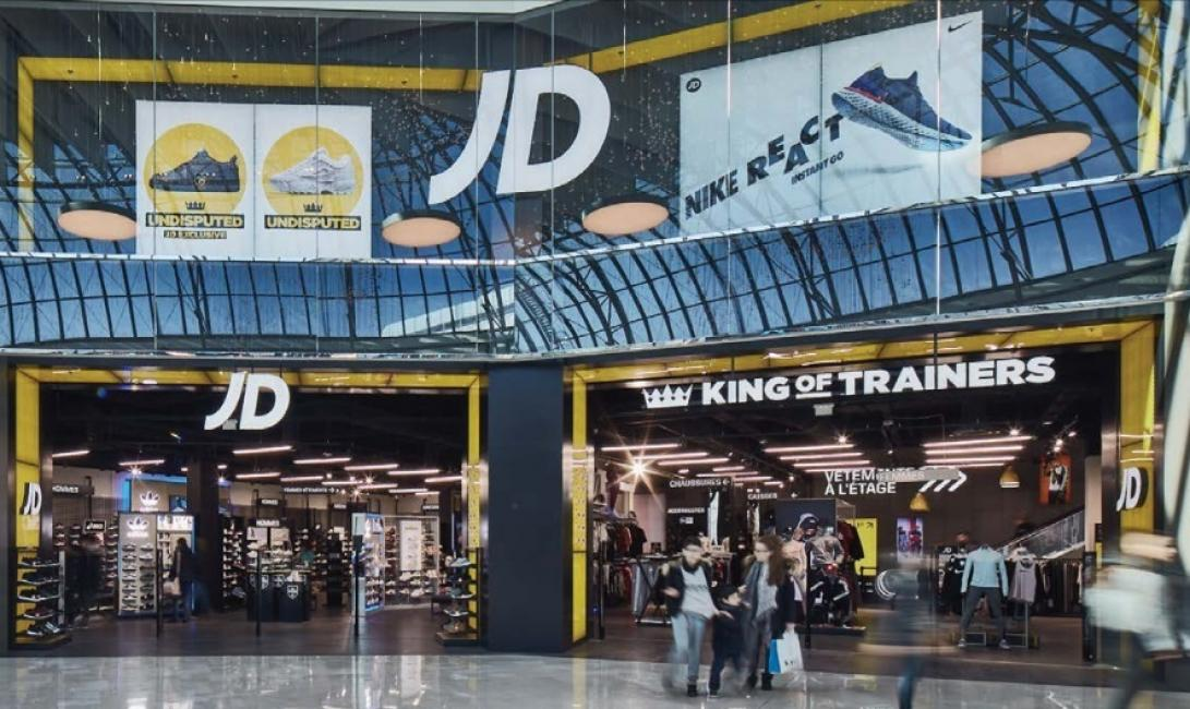 JD Sports : 1er semestre 2021