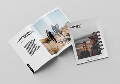 CODEZERO BOOK : Le magazine qui explore le futur du sport