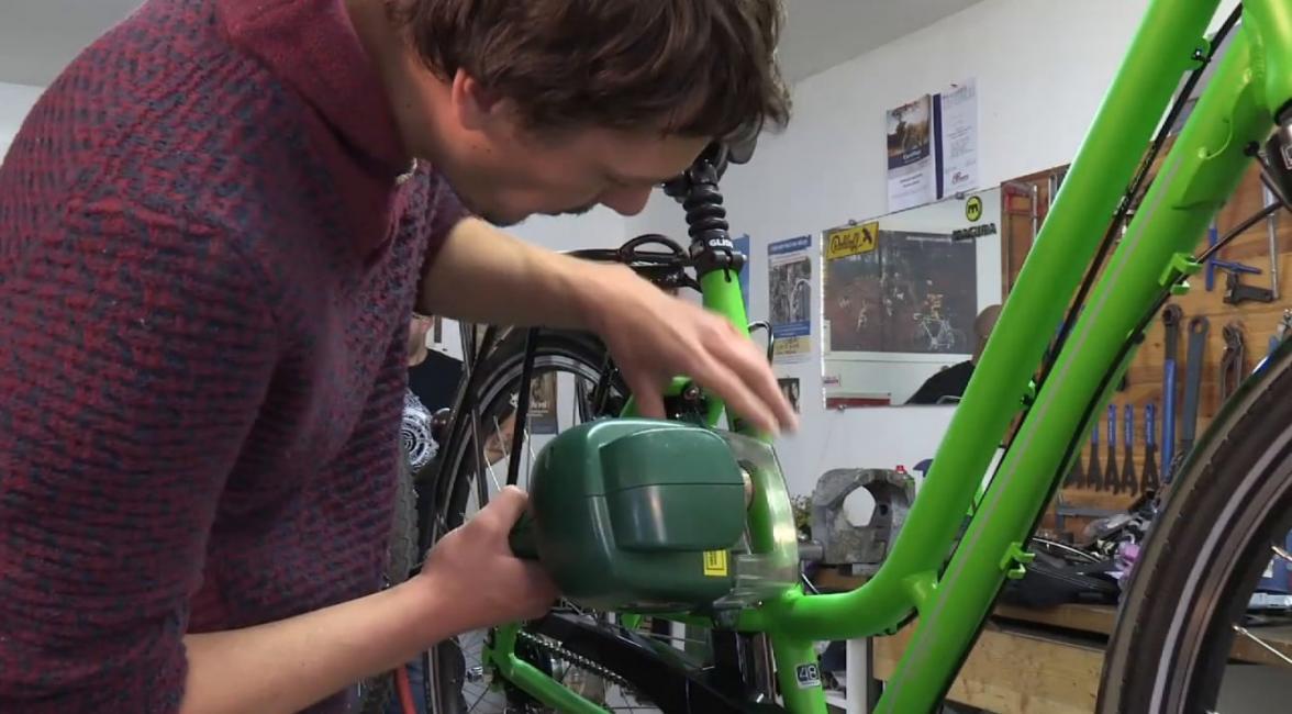 Déjà 5 sociétés agréées pour le marquage des vélos neufs