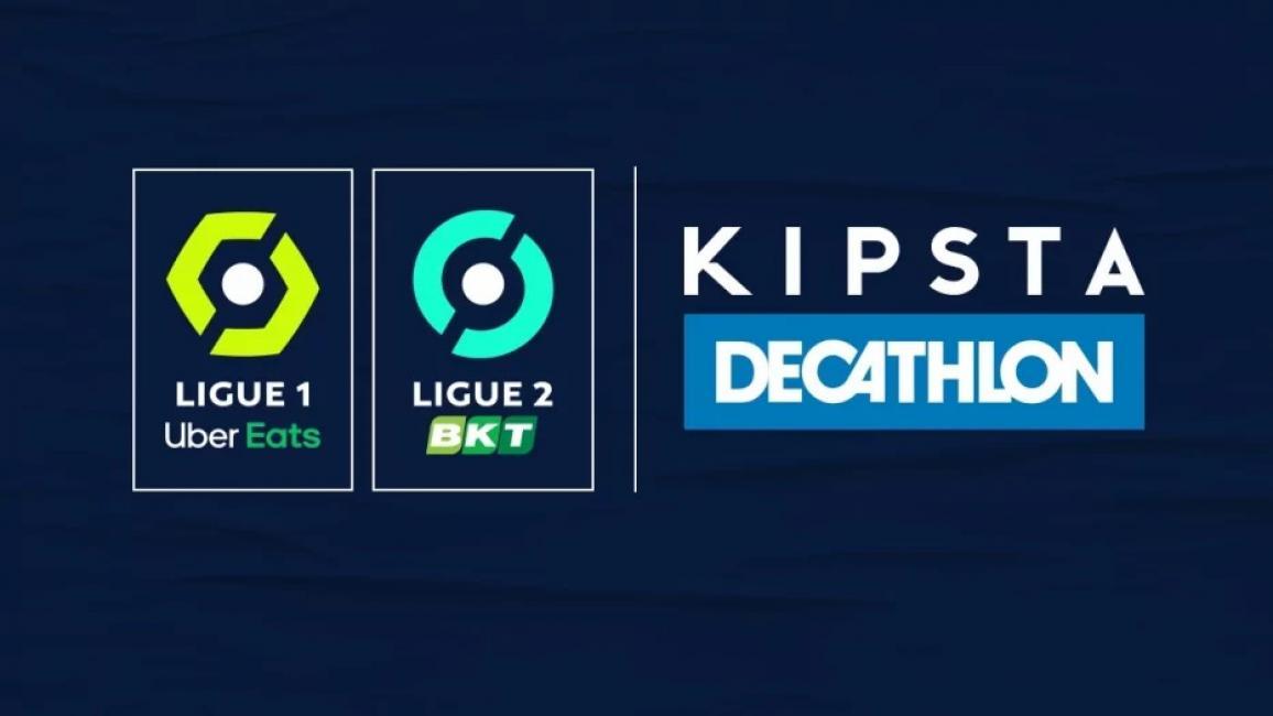 Kipsta entre sur tous les terrains de la ligue 1 et 2