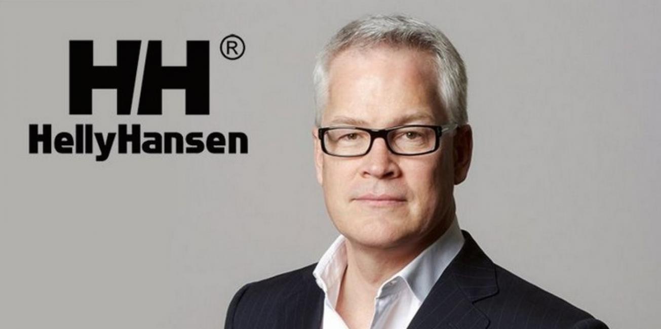 Paul Stoneham quitte Helly Hansen