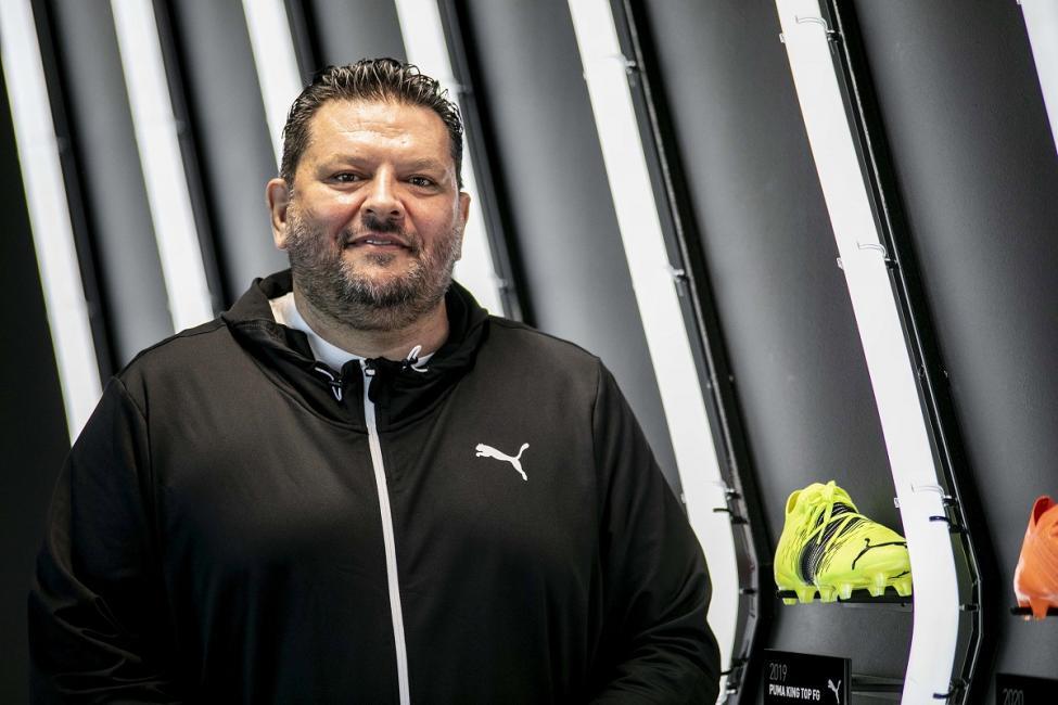 Richard Teyssier prend la direction Europe de Puma