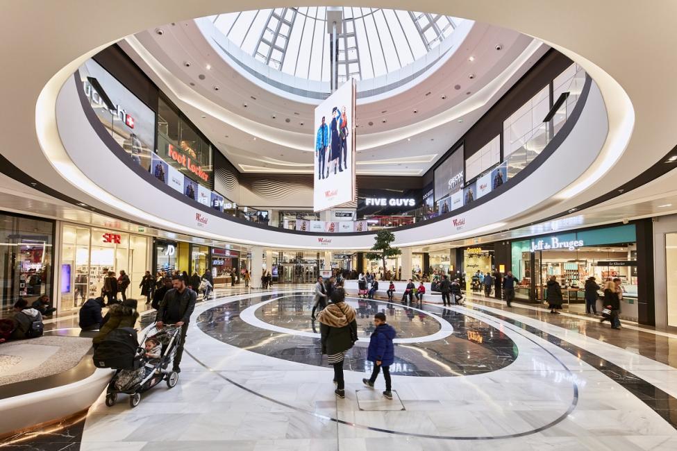 Plus que 64 centres commerciaux soumis au Pass sanitaire