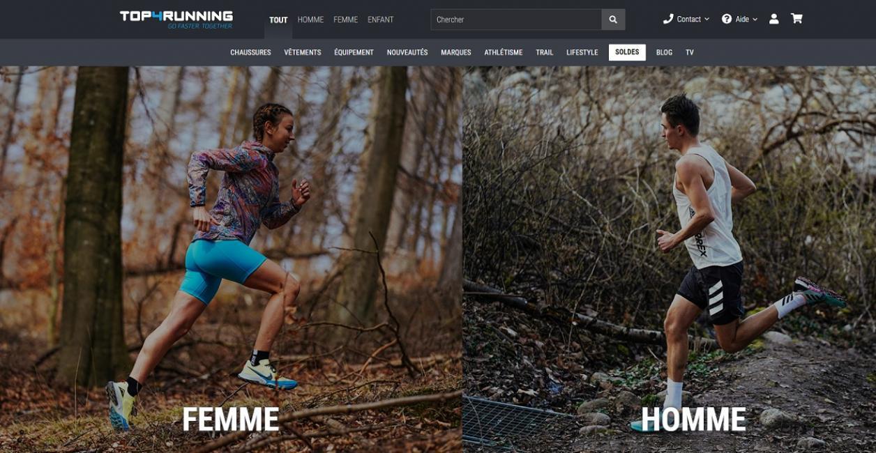 Top4running veut se mêler à la course… en ligne