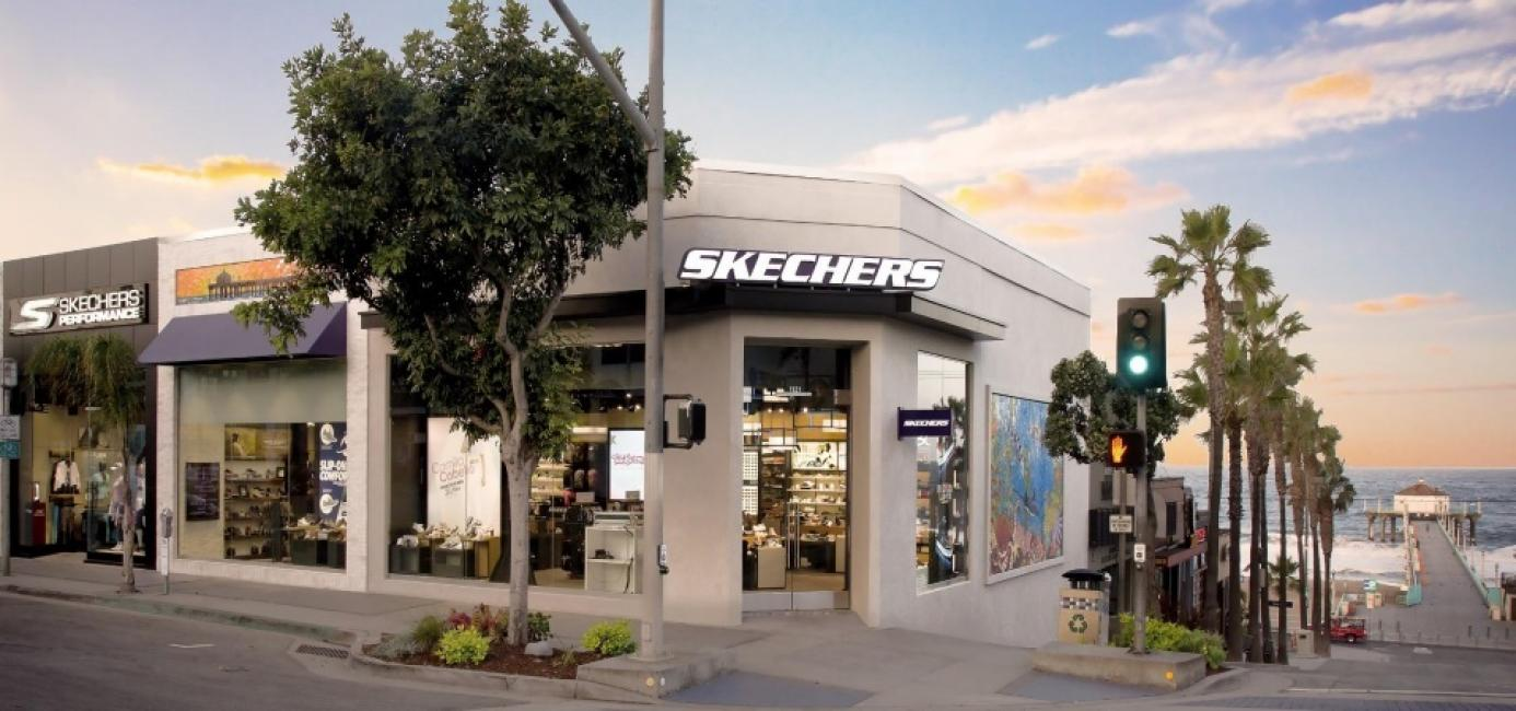 Skechers : 1er trimestre 2021