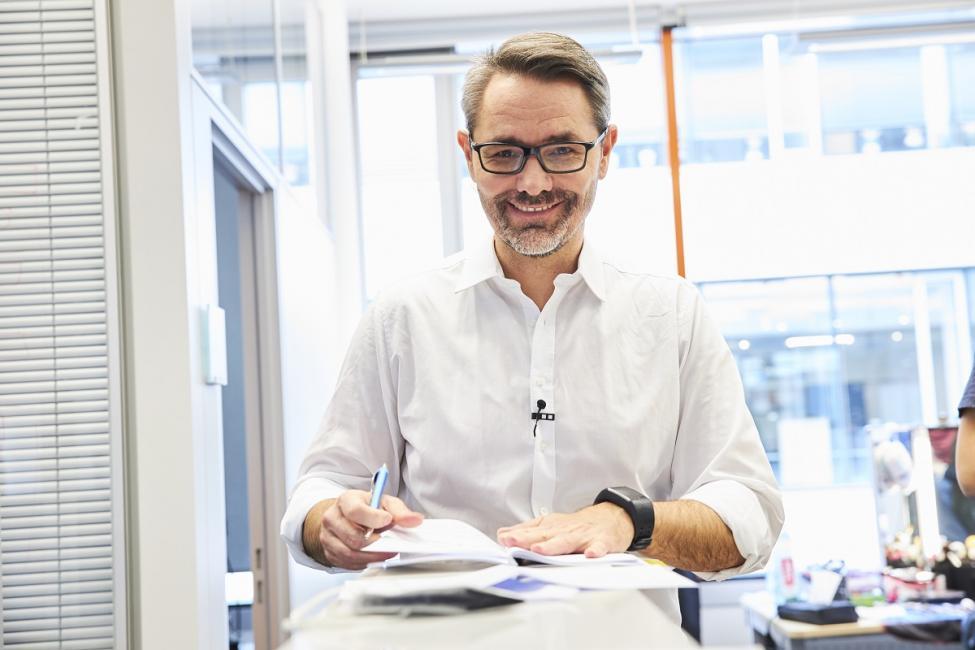 Tobias Gröber (Ispo) : « Préférez-vous toujours célébrer votre anniversaire sur Zoom ? »
