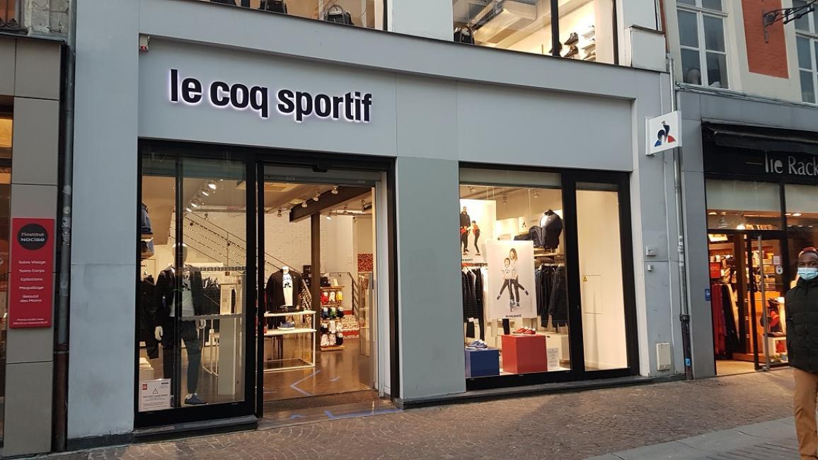 Le Coq Sportif : exercice 2020
