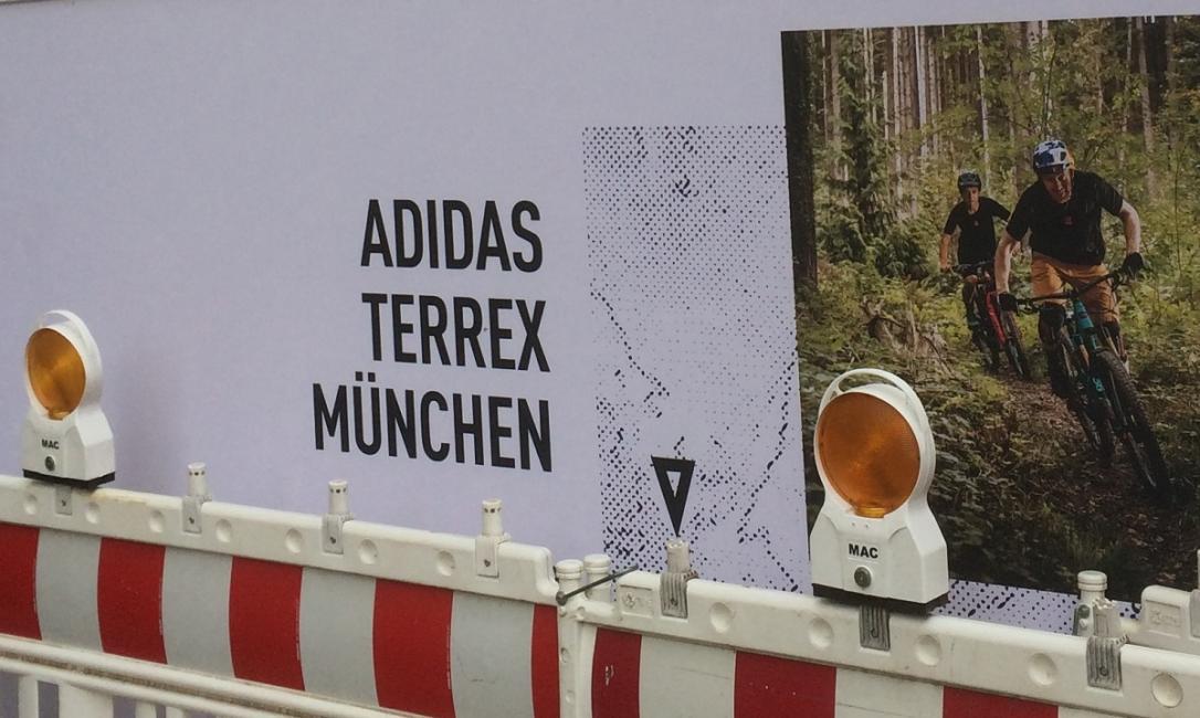 Un magasin Adidas Terrex ouvrira en Allemagne