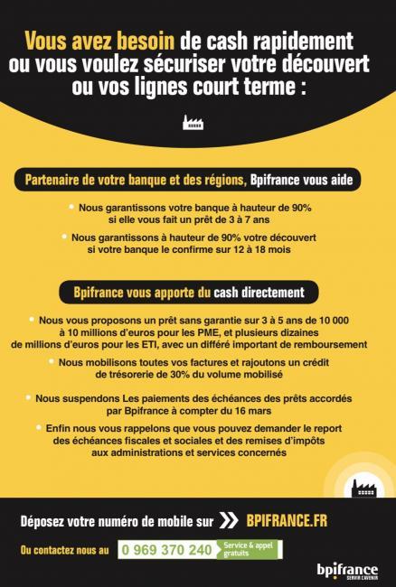 Bercy planche sur la création d'un fonds de solidarité