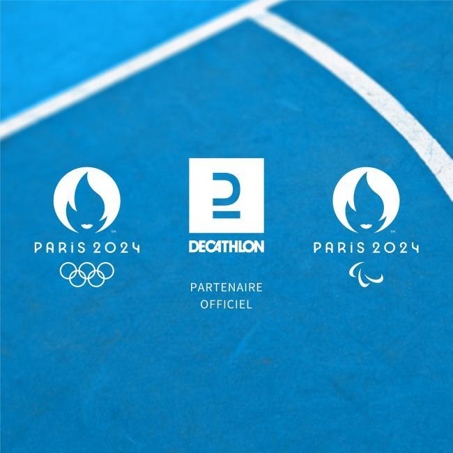Decathlon devient partenaire de Paris 2024