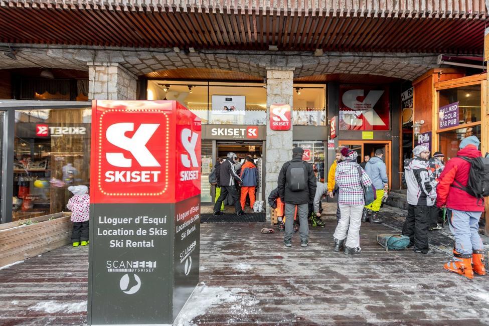 Exclusif : Le groupe Skiset rachète une enseigne de location de ski