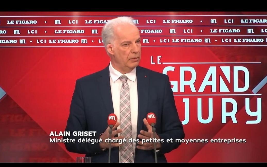 Alain Griset « regarder toutes les situations de fermeture au cas par cas »