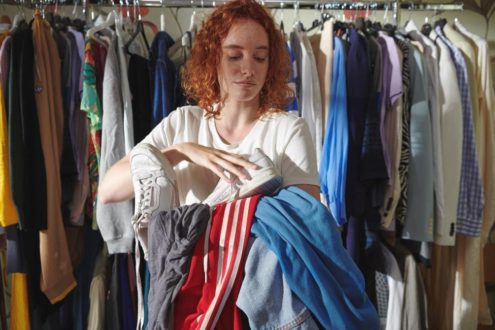 Adidas organise la récupération de vêtements et chaussures d'occasion