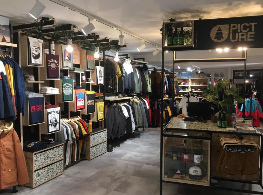 Un magasin Picture en plein Paris