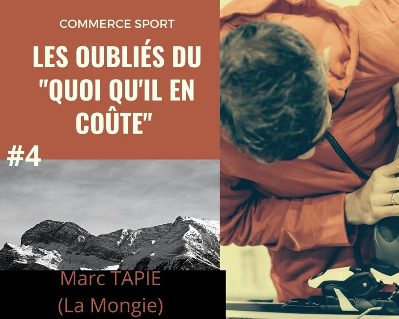 Les oubliés du « quoi qu'il en coûte » / Marc Tapie (La Mongie)