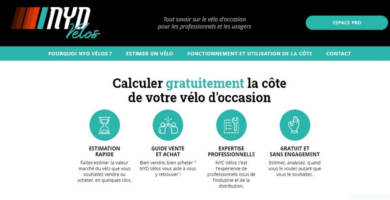 Nyd Vélos démarche les détaillants de cycle sur le marché de l'occasion