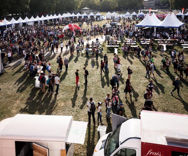 Martin Fourcade Nordic Festival : un succès bien au-delà du nordique