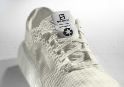 Salomon Présente L'index.01, une chaussure de running haute performance recyclable
