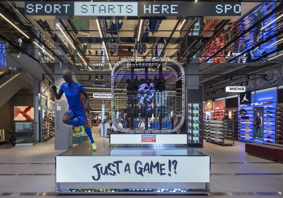 Frasers Group (Ex Sports Direct) : exercice 2020 /21