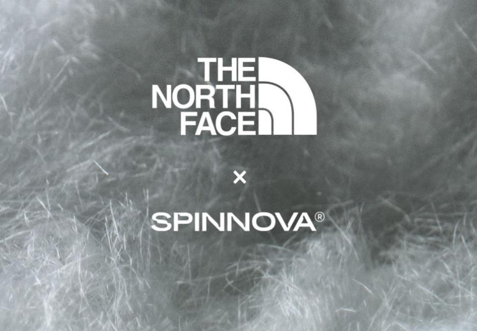 The North Face signe un partenariat avec Spinnova