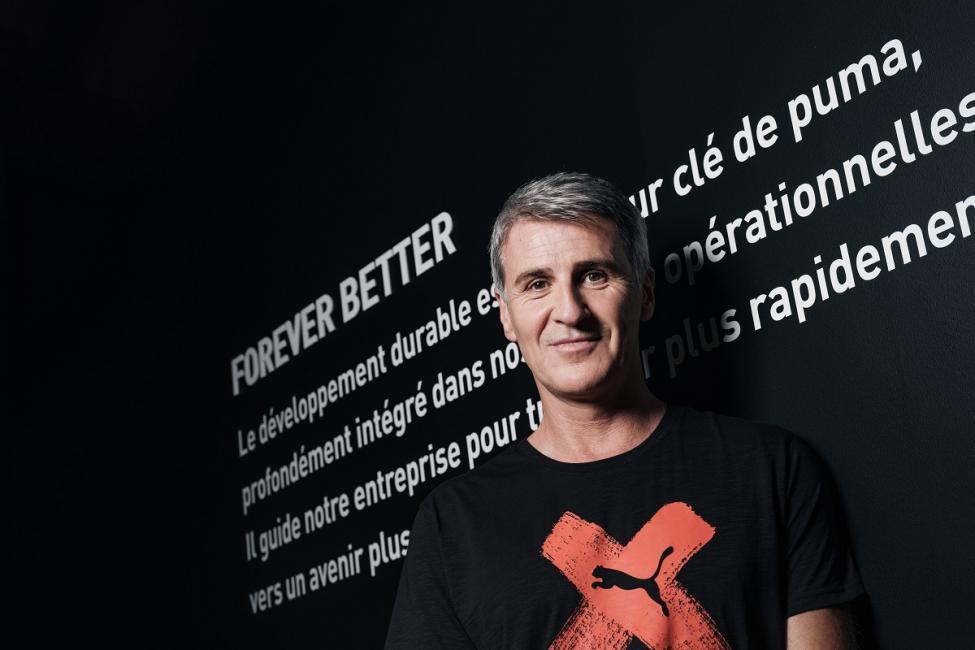 Richard Teyssier (Puma) : « Nous avons besoin de nos clients distributeurs »