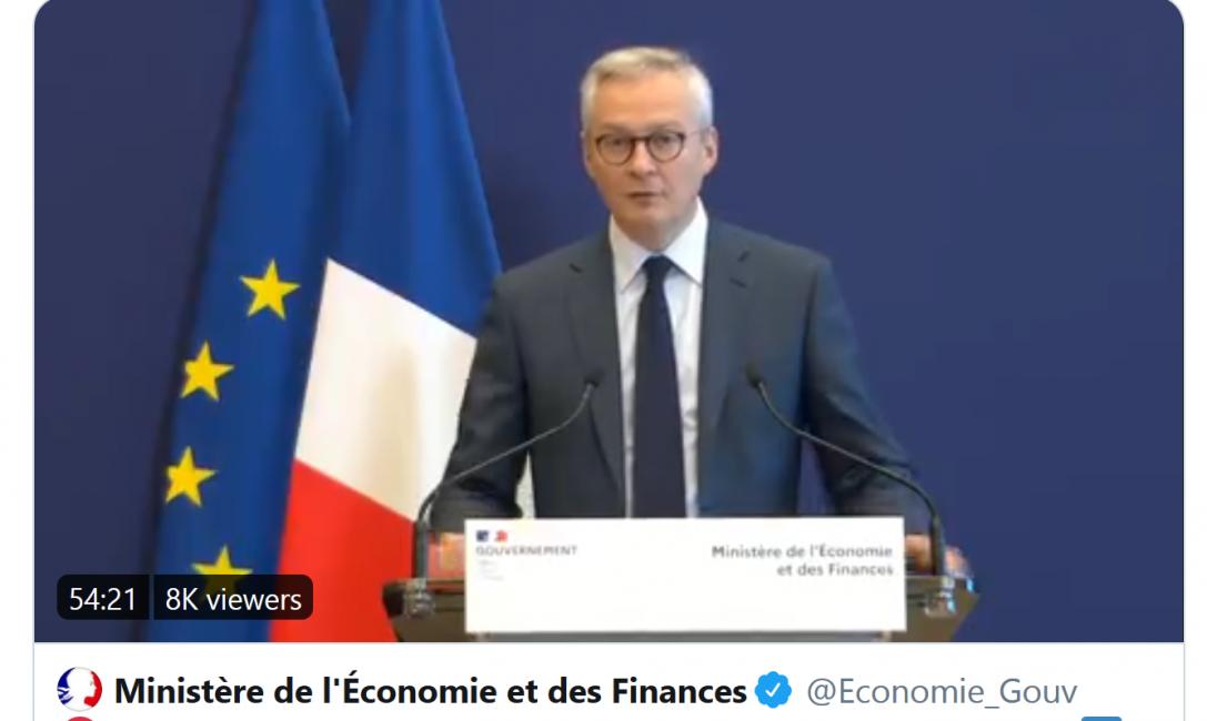 Bercy promet une dégressivité des aides pour les secteurs protégés